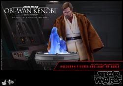 Hot Toys Obi-Wan Kenobi Hologram
