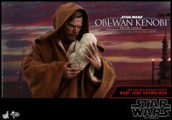 Hot Toys Obi-Wan Kenobi Baby Luke