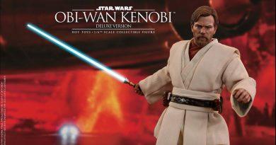 Hot Toys Reveals Revenge of the Sith Obi-Wan Kenobi