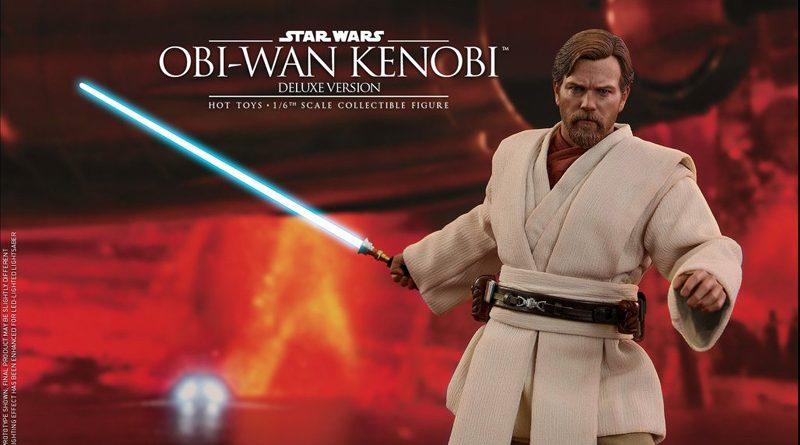 Hot Toys Obi-Wan Kenobi Banner