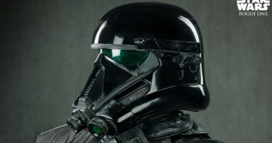 Life-Size Death Trooper Is Now Available For Pre-order From Sideshow