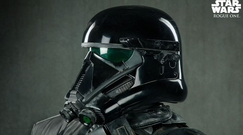 Life-Size Death Trooper