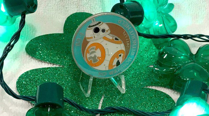 St Patrick's BB-8 Banner