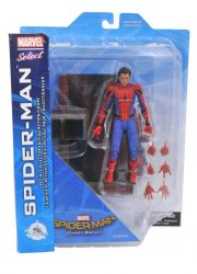 Marvel Select Spider-Man Unmasked Boxed