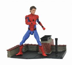 Marvel Select Spider-Man Unmasked Loose
