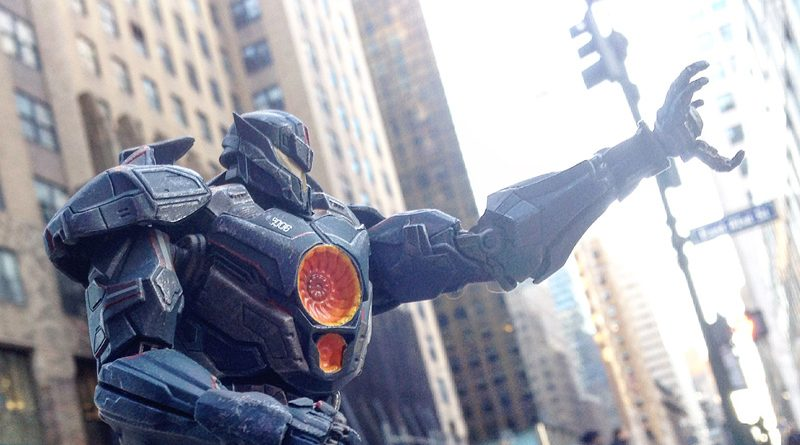 The Uprising Begins with Pacific Rim Select Figures in Stores Now!