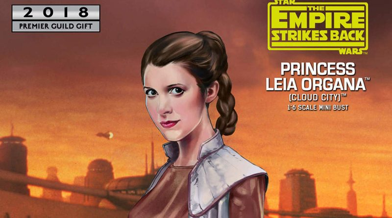 GG PG18 Bespin Leia Banner