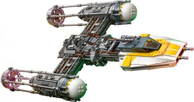 Lego UCS Y-Wing Available May 4, 2018