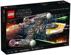 Lego Y-Wing Starfighter Box