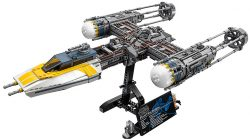 Lego Y-Wing Starfighter Loose