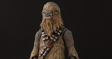 S.H. Figuarts Previews Solo: A Star Wars Story Chewbacca