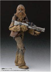 SH Figuarts Chewbacca Full