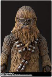 SH Figuarts Chewbacca Goggles