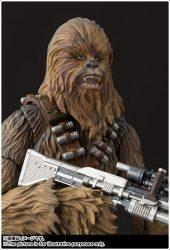 SH Figuarts Chewbacca Roar
