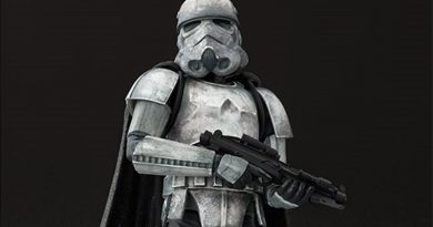 S.H. Figuarts Mimban Storm Trooper Preview For Solo: A Star Wars Story