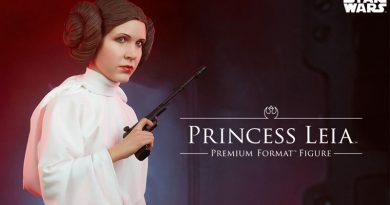 Sideshow Collectibles Announces New Premium Format Princess Leia