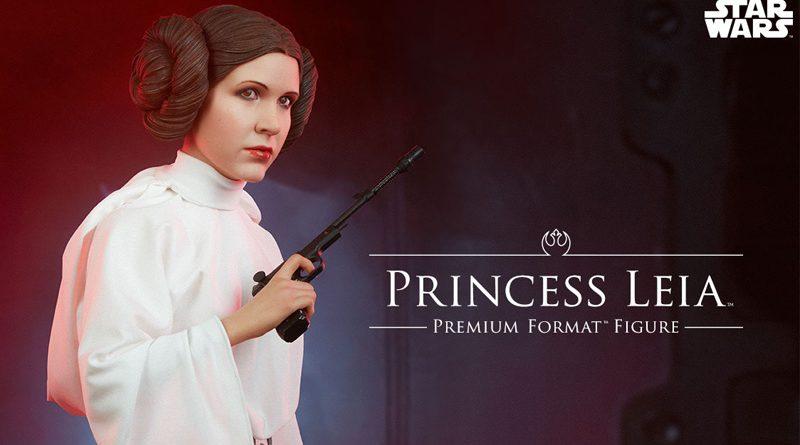 Premium Format Princess Leia