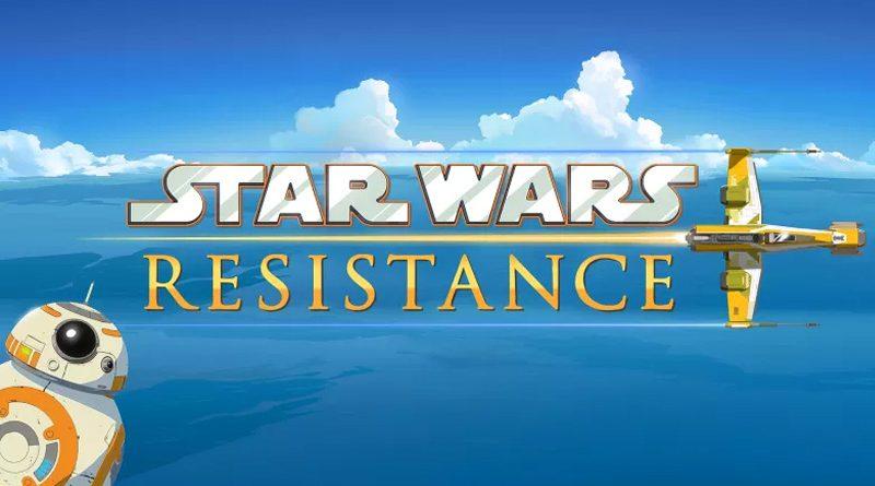 Star Wars Resistance Banner