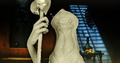 Amanaman Mini Bust Joins Gentle Giant's Premier Guild