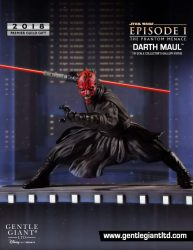 Gentle Giant Collector's Gallery Darth Maul