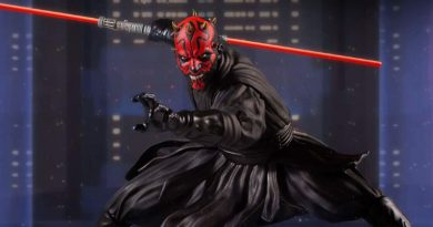 Collector's Gallery Darth Maul Statue By Gentle Giant