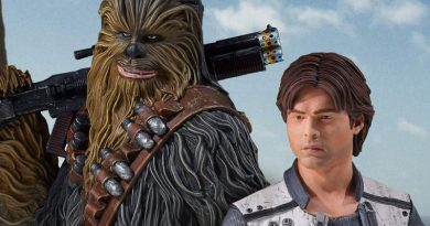 Gentle Giant Announce Han Solo And Chewbacca Mini Busts