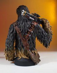 Chewbacca Bust Back