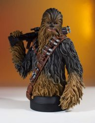 Chewbacca Bust Front