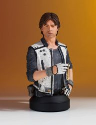 Han Solo Bust Front