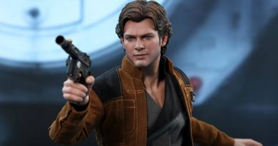 Hot Toys Announces Han Solo From Solo: A Star Wars Story