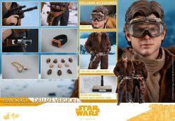HT SASWS Han Solo Deluxe Accessories