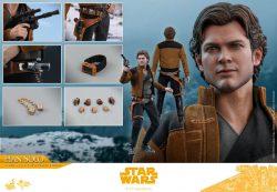 HT SASWS Han Solo Regular Accessories