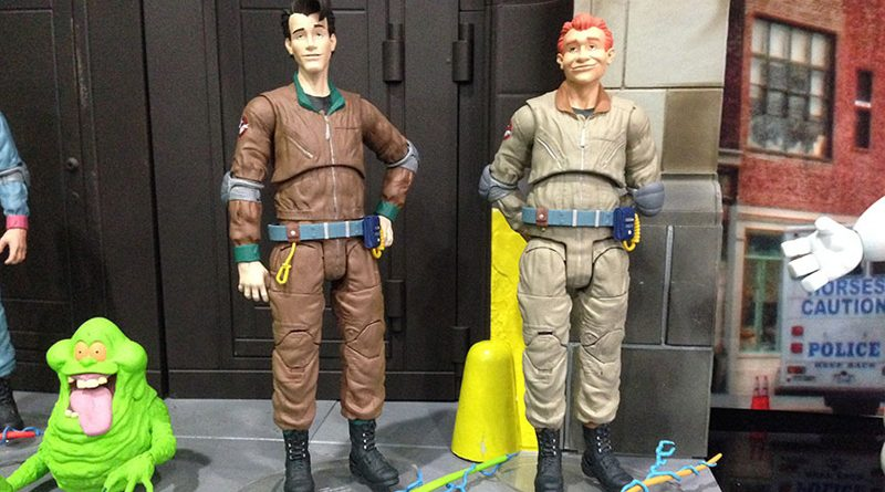 Diamond Select Announces Real Ghostbusters Pre-orders On Ghostbusters Day