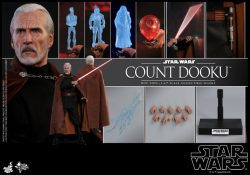 HT AOTC Count Dooku Accessories
