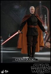 HT AOTC Count Dooku Lightsaber