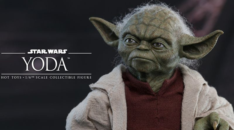 Hot Toys Attack of the Clones Yoda
