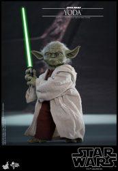 HT AOTC Yoda Lightsaber