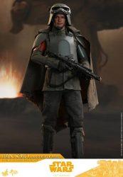 Hot Toys Han Solo Mudtrooper Unmasked