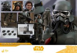 Hot Toys Han Solo Mudtrooper Accessories