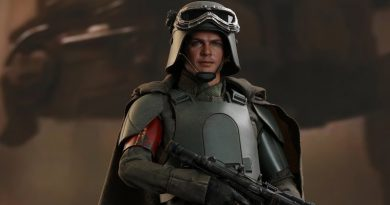 Hot Toys Han Solo (Mudtrooper) Announced