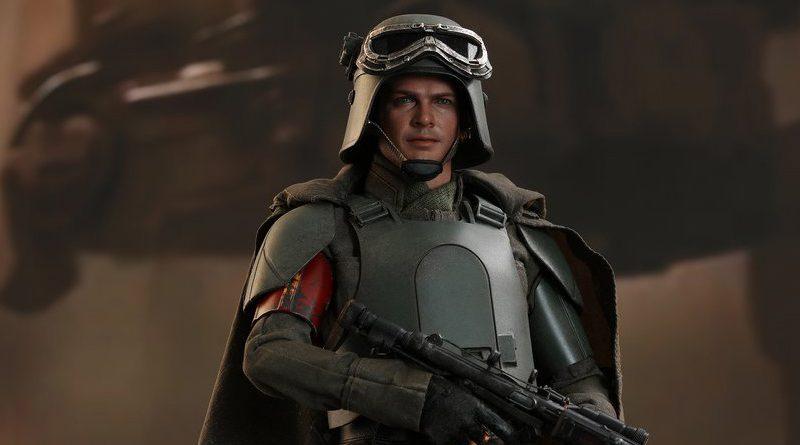 Hot Toys Han Solo Mudtrooper Banner