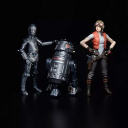 Hasbro SDCC18 Aphra 3pack Loose