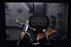 Hasbro SDCC18 TBS Bespin Han Solo 04