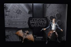 Hasbro SDCC18 TBS Bespin Han Solo 05