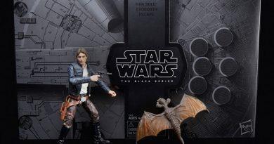Black Series Han Solo Exogorth Escape Coming To San Diego Comic-Con