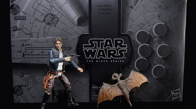 Hasbro SDCC18 TBS Bespin Han Solo Banner