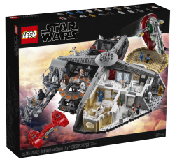 Lego 75222 Betrayal at Cloud City