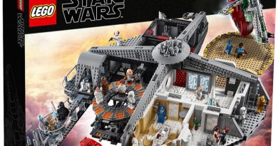 Lego Announces Betrayal At Cloud City