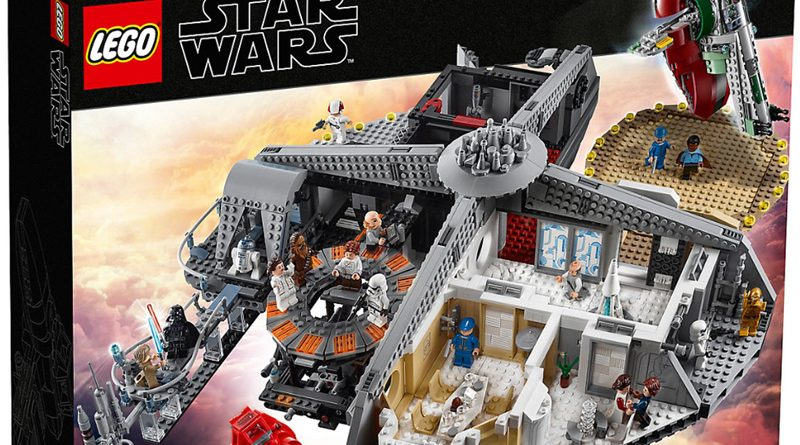 Lego 75222 Betrayal at Cloud City Banner