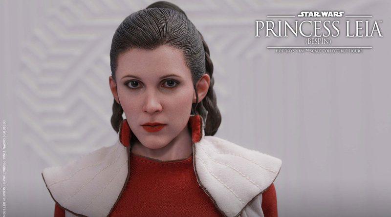 Hot Toys TESB Princess Leia Bespin Banner